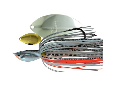 Picasso Inviz Wire Tandem Thunder Willow UL Wire Spinnerbait
