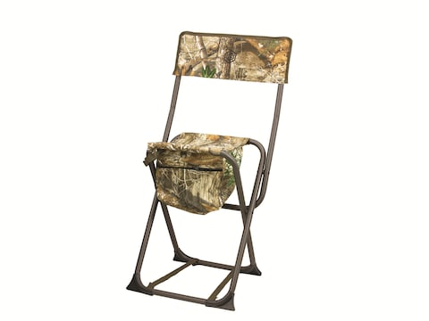 Hunter's Specialties Dove Chair With Back Realtree Edge