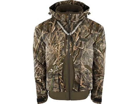 Drake Men's Guardian Elite 3-in-1 Systems Waterproof Insulated Jacket Polyester
