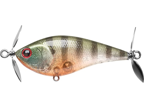 Lucky Craft Kelly J Prop Bait Topwater