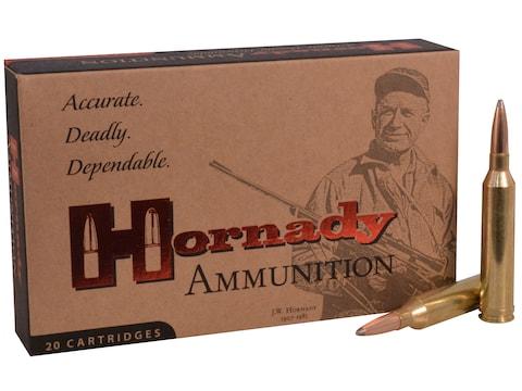 Hornady Custom Ammunition 264 Winchester Magnum 140 Grain Interlock Spire Point Box of 20