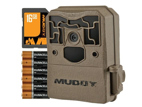 Muddy Outdoors Pro Cam Trail Camera 16 MP Combo