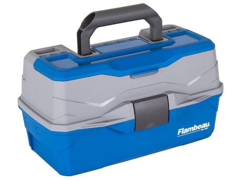 Flambeau Classic Tray Hard Sided Tackle Box