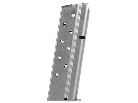 Colt Delta Elite Magazine 1911 Government, Commander 10mm Auto 8-Round Stainless Steel