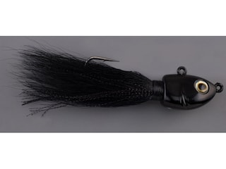 Berkley Fusion 19 Bucktail Jig Black 1/8 oz