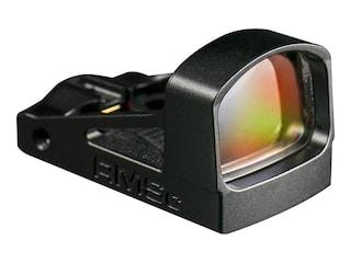 Shield Sights Mini Compact RMSc Reflex Red Dot Sight 4 MOA Dot Glass Lens Matte