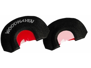 Woodhaven Red Ninja Half Venom Diaphragm Turkey Call