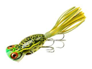 Arbogast Hula Popper 750 Topwater Bullfrog