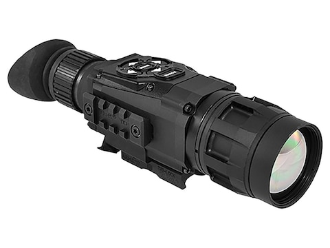 ATN Thor640 Thermal Rifle Scope 2.25-18x Quick Detach Picatinny Style Mount Matte
