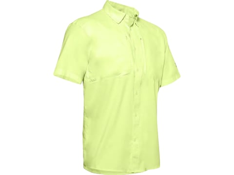 Under Armour Men's Tide Chaser 2.0 Short Sleeve Shirt Polyester