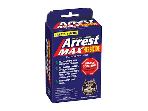Whitetail Institute Arrest Max Herbicide One Pint