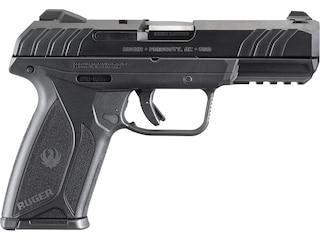 """Ruger Security-9 Pistol 9mm Luger 4"""" Barrel 15-Round Blue"""