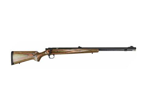 "Knight Mountaineer Western Muzzleloading Rifle .45 Caliber 27"" Fluted Barrel Laminated ..."