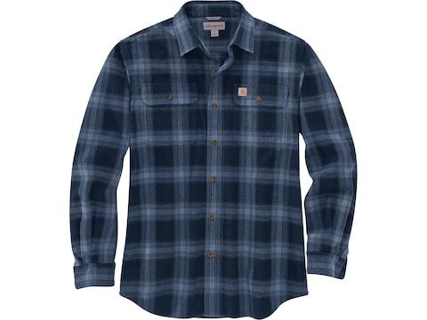 Carhartt Men's Original Fit Flannel Long Sleeve Shirt