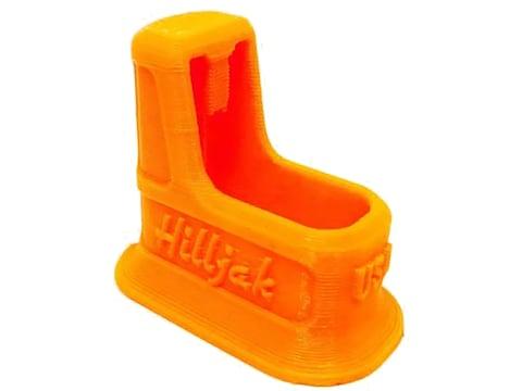 Hilljak QLS22 Quickie Magazine Speed Loader Polymer Savage Arms 62, 64, 954 Orange