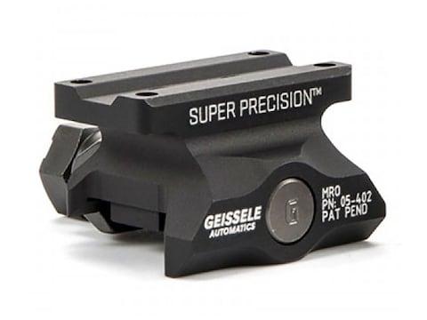 Geissele Super Precision Trijicon MRO Sight Mount Picatinny-Style 7075-T6 Aluminum