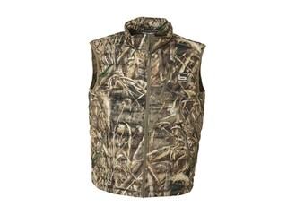 Banded Men's Nano Ultra-Light Down Insulated Vest Polyester Realtree Max-5 Camo Medium