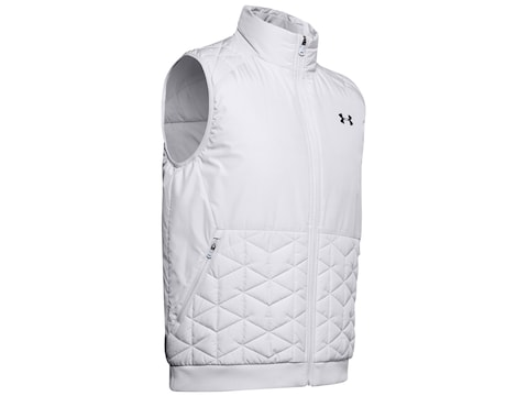 Under Armour Men's UA ColdGear Reactor Performance Vest Polyester