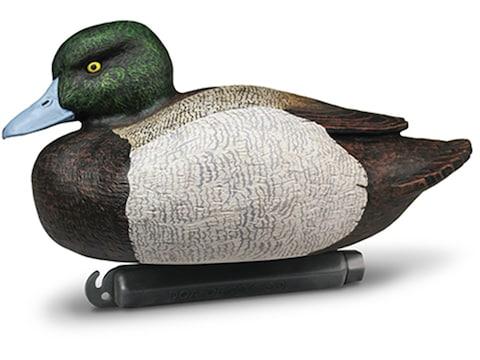 DOA Bluebill Duck Decoy Foam Filled 6 Pack