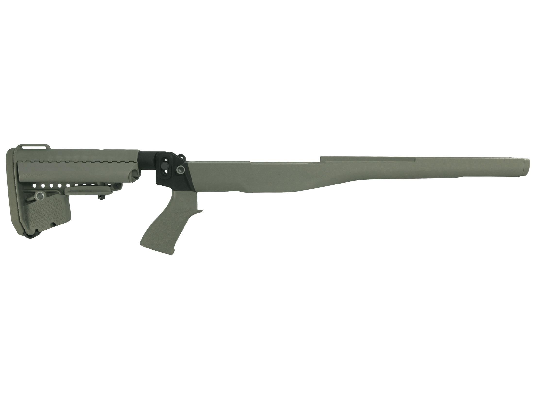 Vltor M1-S Improved Modstock System M14 M1A Synthetic Black