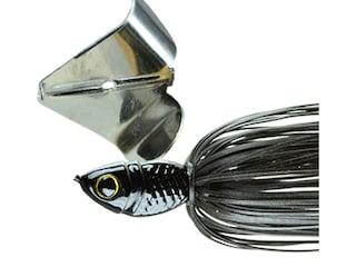 Picasso Dinn-R-Bell Buzzbait 3/8oz Black Nickel