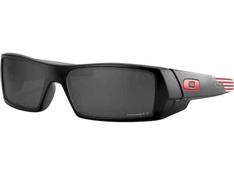 Oakley SI Gascan Polarized Sunglasses American Heritage Frame/Prizm Black Lens