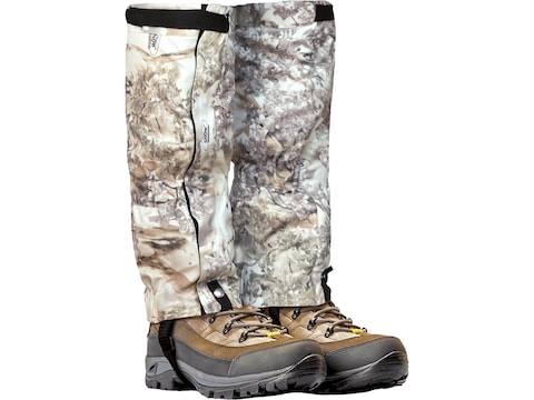 King's Camo Gaiter Polyester Snow Shadow