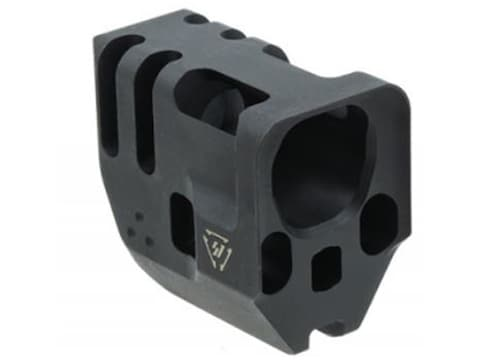 Strike Industries Mass Driver Compensator Compact Glock Gen 3 Aluminum Black