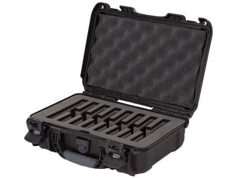 "Nanuk 909 8 Knife Case with Foam 11"" Polymer Black"