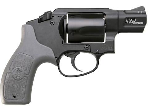 """Smith & Wesson M&P Bodyguard Revolver 38 Special +P 1.875"""" Barrel Steel, Polymer Gray"""