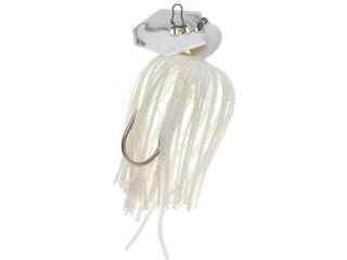 Z-Man Chatterbait Mini Bladed Jig White 1/4 oz