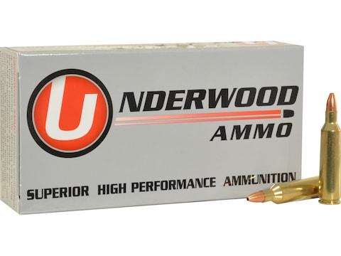 Underwood Ammunition 22-250 Remington 38 Grain Lehigh Controlled Chaos Box of 20