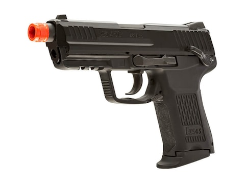 HK HK45 Compact Green Gas Airsoft Pistol