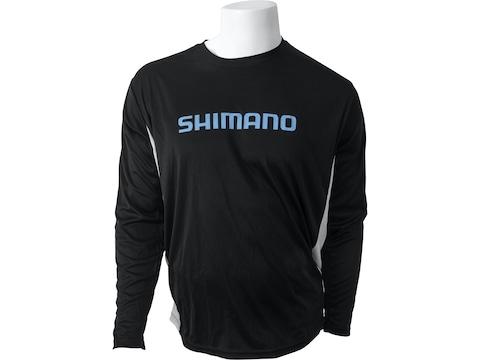 Shimano Men's Long Sleeve Tech Shirt