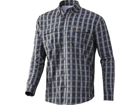 Nomad Men's Stretch Lite Plaid Shirt