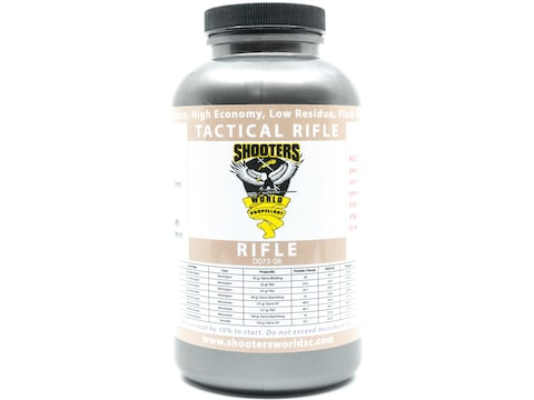 Shooters World Tactical Rifle D073-08 Smokeless Gun Powder