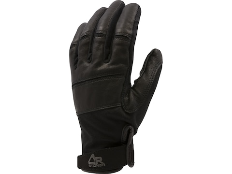 AR-STONER Tactical Leather Gloves