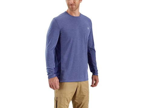 Carhartt Men's Force Extremes Long Sleeve T-Shirt Polyester