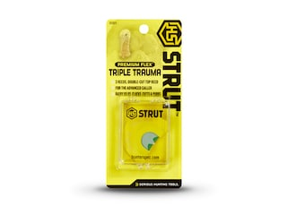 H.S. Strut Premium Flex Triple Trauma Diaphragm Turkey Call