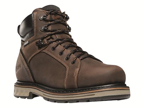 "Danner 6"" Steel Yard Steel Toe Work Boots Leather Men's"