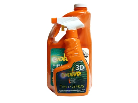 Dead Down Wind Scent Elimination Field Spray Combo 64 oz with 12 oz Spray Refill