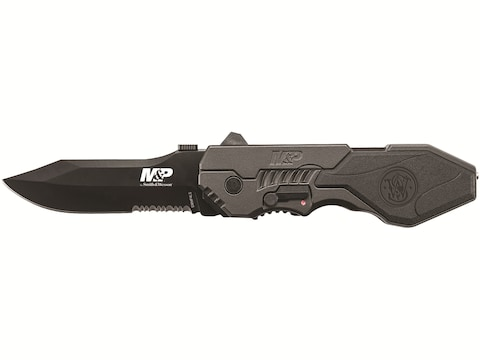 "Smith & Wesson M&P M.A.G.I.C Assisted Folding Knife 3.6"" Blade"