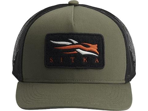 Sitka Gear Men's Velcro Icon Mid Trucker Cap
