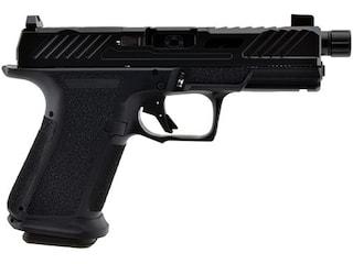 "Shadow Systems MR920 Elite Optic Cut Semi-Automatic Pistol 9mm Luger 4.01"" Barrel 15-Round Black"