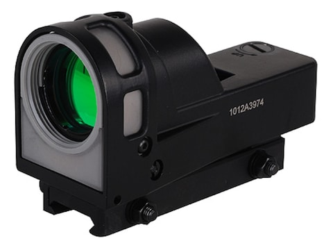 Meprolight M-21T Reflex Sight 1x 30mm Triangle Reticle with Quick Release Picatinny-Sty...