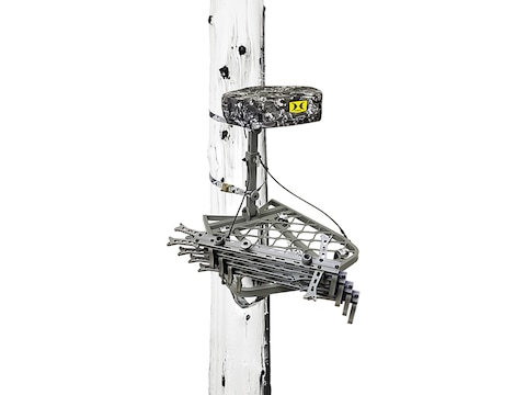 """Hawk Run and Gun Helium Ultra-Light Hang On Treestand and Helium Stick 20"""" Pack of 4 Al..."""