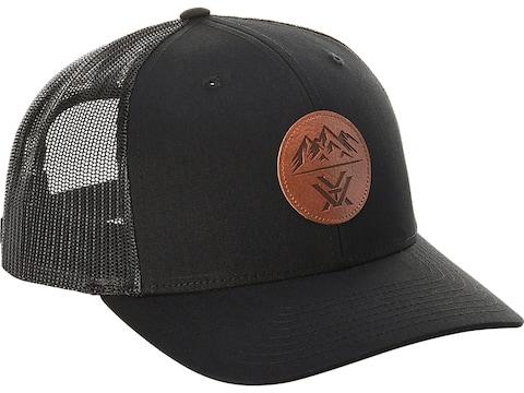 Vortex Optics Men's Three Peaks Leather Patch Cap