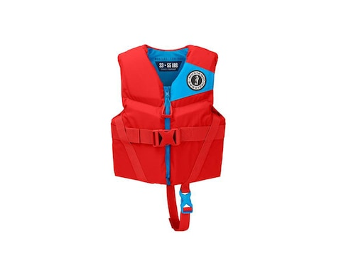 Mustang Survival Rev Child Life Jacket Imperial Red