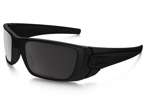 Oakley SI Fuel Cell Blackside Polarized Sunglasses Black Frame/Prizm Black Lens