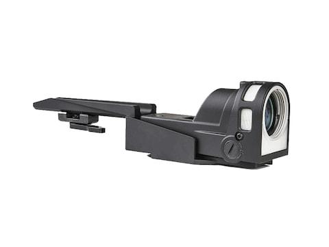 Meprolight M-21D5 Reflex Sight 1x 30mm 5.5 MOA Dot with Mount Matte